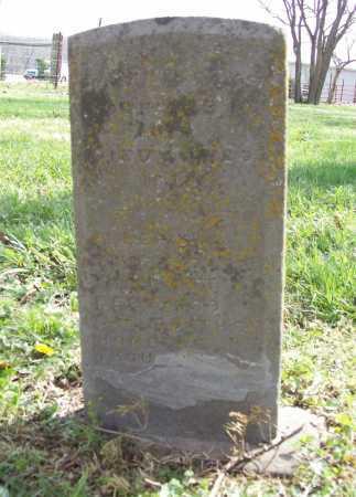 OAK(E)S, ANNIE? - Benton County, Arkansas | ANNIE? OAK(E)S - Arkansas Gravestone Photos
