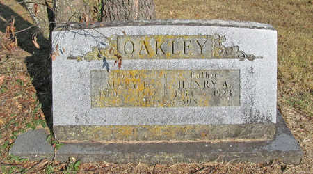 OAKLEY, HENRY A - Benton County, Arkansas | HENRY A OAKLEY - Arkansas Gravestone Photos