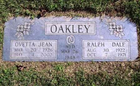 OAKLEY, RALPH DALE - Benton County, Arkansas | RALPH DALE OAKLEY - Arkansas Gravestone Photos