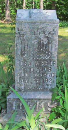 OAKS, ROSA - Benton County, Arkansas   ROSA OAKS - Arkansas Gravestone Photos