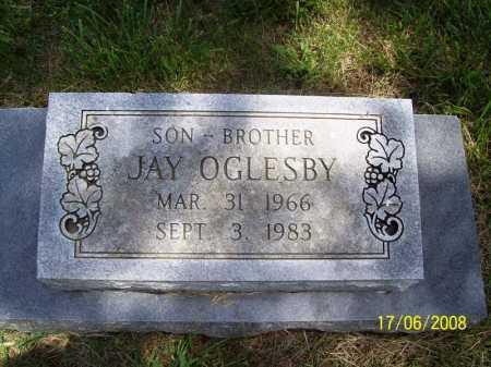 OGLESBY, JAY - Benton County, Arkansas | JAY OGLESBY - Arkansas Gravestone Photos