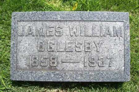 OGLESBY, JAMES WILLIAM - Benton County, Arkansas   JAMES WILLIAM OGLESBY - Arkansas Gravestone Photos
