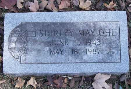 OHL, SHIRLEY MAY - Benton County, Arkansas | SHIRLEY MAY OHL - Arkansas Gravestone Photos