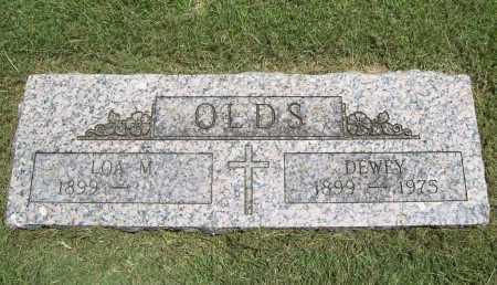 OLDS, DEWEY - Benton County, Arkansas   DEWEY OLDS - Arkansas Gravestone Photos