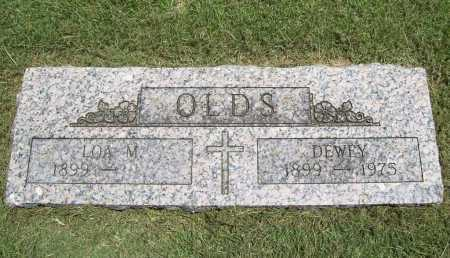 OLDS, DEWEY - Benton County, Arkansas | DEWEY OLDS - Arkansas Gravestone Photos