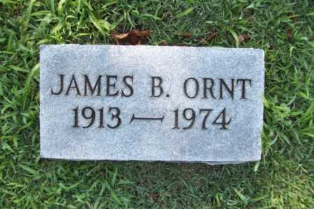 ORNT, JAMES B. - Benton County, Arkansas | JAMES B. ORNT - Arkansas Gravestone Photos