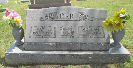 ORR, MAY E - Benton County, Arkansas | MAY E ORR - Arkansas Gravestone Photos