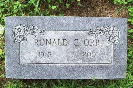 ORR, RONALD C. - Benton County, Arkansas | RONALD C. ORR - Arkansas Gravestone Photos