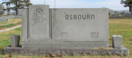 OSBOURN (VETERAN KOR, KIA), DONALD CARL - Benton County, Arkansas | DONALD CARL OSBOURN (VETERAN KOR, KIA) - Arkansas Gravestone Photos