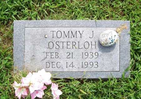 OSTERLOH, TOMMY J. - Benton County, Arkansas | TOMMY J. OSTERLOH - Arkansas Gravestone Photos
