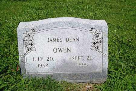 OWEN, JAMES DEAN - Benton County, Arkansas   JAMES DEAN OWEN - Arkansas Gravestone Photos