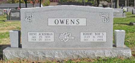 ACKERMAN OWENS, DELORES IRENE - Benton County, Arkansas | DELORES IRENE ACKERMAN OWENS - Arkansas Gravestone Photos