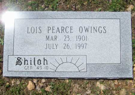 OWINGS, LOIS - Benton County, Arkansas | LOIS OWINGS - Arkansas Gravestone Photos