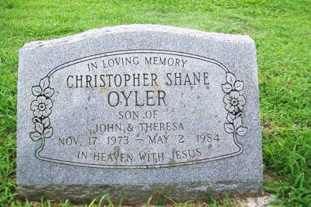 OYLER, CHRISTOPHER SHANE - Benton County, Arkansas   CHRISTOPHER SHANE OYLER - Arkansas Gravestone Photos