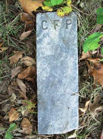 P., C F - Benton County, Arkansas | C F P. - Arkansas Gravestone Photos