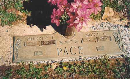 PACE, MILDRED I. - Benton County, Arkansas | MILDRED I. PACE - Arkansas Gravestone Photos