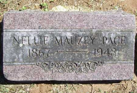PACE, NELLIE - Benton County, Arkansas | NELLIE PACE - Arkansas Gravestone Photos