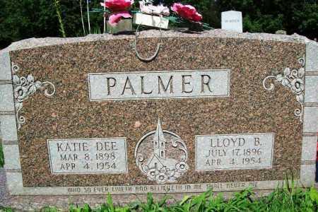 PALMER, LLOYD B. - Benton County, Arkansas | LLOYD B. PALMER - Arkansas Gravestone Photos