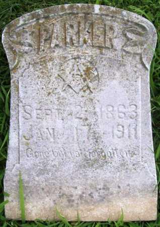 PARKER, UNKNOWN - Benton County, Arkansas | UNKNOWN PARKER - Arkansas Gravestone Photos