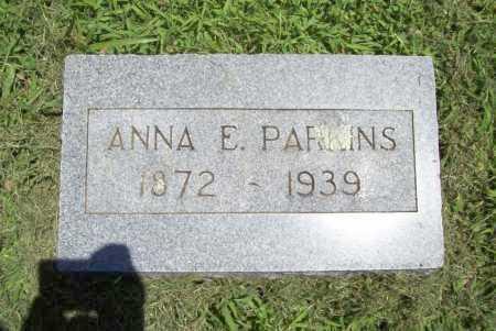 PARKINS, ANNA E. - Benton County, Arkansas | ANNA E. PARKINS - Arkansas Gravestone Photos