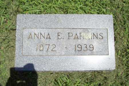 PARKINS, ANNA E. - Benton County, Arkansas | ANNA E. PARKINS - Arkansas Gravestone Photos