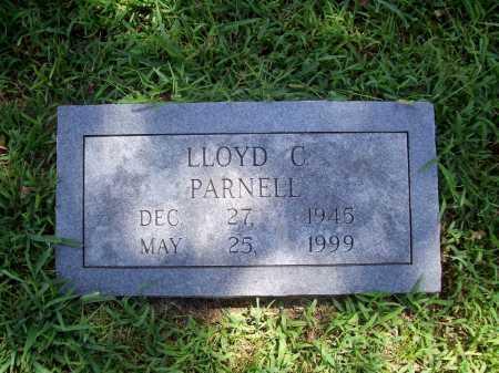 PARNELL, LLOYD C. - Benton County, Arkansas | LLOYD C. PARNELL - Arkansas Gravestone Photos