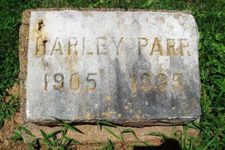 PARR, HARLEY - Benton County, Arkansas   HARLEY PARR - Arkansas Gravestone Photos