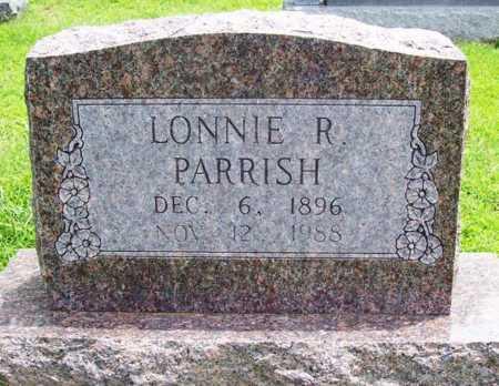 PARRISH, LONNIE R. - Benton County, Arkansas | LONNIE R. PARRISH - Arkansas Gravestone Photos