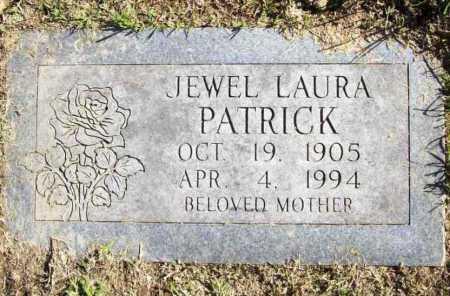 PATRICK, JEWEL LAURA - Benton County, Arkansas   JEWEL LAURA PATRICK - Arkansas Gravestone Photos