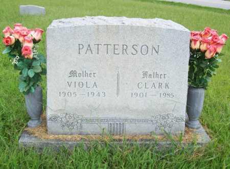 PATTERSON, CLARK - Benton County, Arkansas | CLARK PATTERSON - Arkansas Gravestone Photos