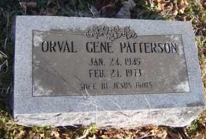PATTERSON, ORVAL GENE - Benton County, Arkansas | ORVAL GENE PATTERSON - Arkansas Gravestone Photos