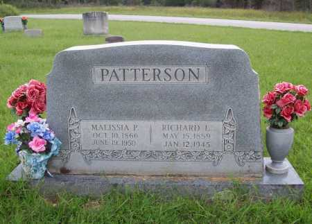 PATTERSON, MALISSIA P. - Benton County, Arkansas | MALISSIA P. PATTERSON - Arkansas Gravestone Photos