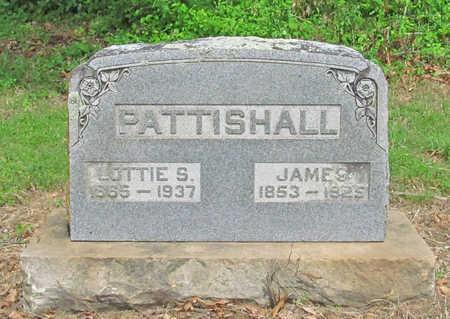 PATTISHALL, LOTTIE S - Benton County, Arkansas | LOTTIE S PATTISHALL - Arkansas Gravestone Photos