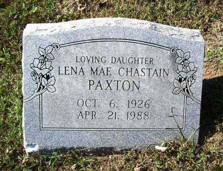 PAXTON, LENA MAE - Benton County, Arkansas | LENA MAE PAXTON - Arkansas Gravestone Photos