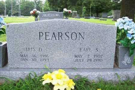 PEARSON, EARL S. - Benton County, Arkansas   EARL S. PEARSON - Arkansas Gravestone Photos