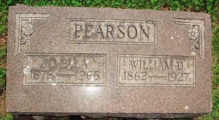 PEARSON, JO ELLA - Benton County, Arkansas | JO ELLA PEARSON - Arkansas Gravestone Photos