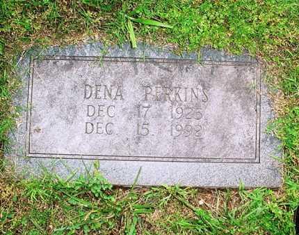 PERKINS, DENA - Benton County, Arkansas   DENA PERKINS - Arkansas Gravestone Photos