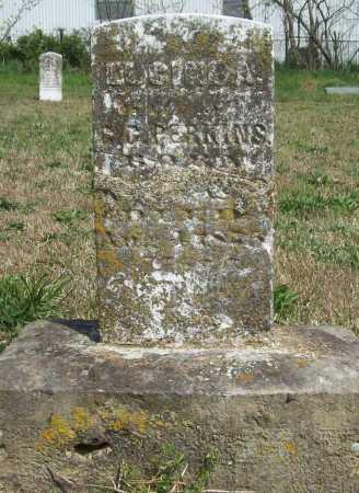PERKINS, LUSINDA - Benton County, Arkansas   LUSINDA PERKINS - Arkansas Gravestone Photos