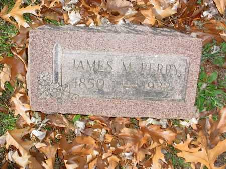 PERRY, JAMES M. - Benton County, Arkansas | JAMES M. PERRY - Arkansas Gravestone Photos