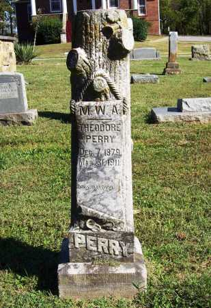 PERRY, THEODORE - Benton County, Arkansas | THEODORE PERRY - Arkansas Gravestone Photos