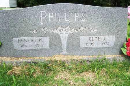 PHILLIPS, HOBERT W. - Benton County, Arkansas | HOBERT W. PHILLIPS - Arkansas Gravestone Photos