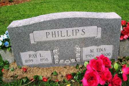 PHILLIPS, M. TINA - Benton County, Arkansas | M. TINA PHILLIPS - Arkansas Gravestone Photos