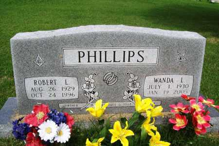 PHILLIPS, WANDA L. - Benton County, Arkansas | WANDA L. PHILLIPS - Arkansas Gravestone Photos