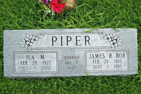 PIPER, ILA M. - Benton County, Arkansas | ILA M. PIPER - Arkansas Gravestone Photos