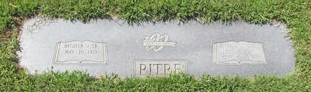 DYE PITRE, REGIE NELL - Benton County, Arkansas | REGIE NELL DYE PITRE - Arkansas Gravestone Photos