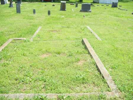 PLOTS, UNMARKED - Benton County, Arkansas | UNMARKED PLOTS - Arkansas Gravestone Photos