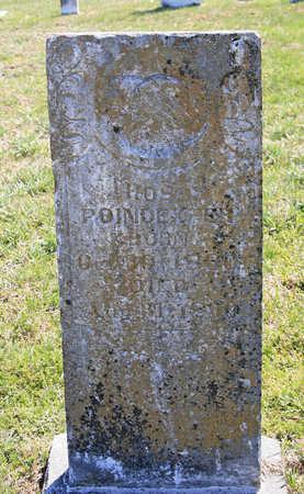POINDEXTER, THOMAS J - Benton County, Arkansas | THOMAS J POINDEXTER - Arkansas Gravestone Photos