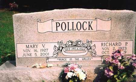 POLLOCK, RICHARD P. - Benton County, Arkansas | RICHARD P. POLLOCK - Arkansas Gravestone Photos