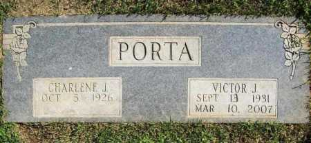 "EMERY PORTA, CHARLENE J. ""CHAR"" - Benton County, Arkansas | CHARLENE J. ""CHAR"" EMERY PORTA - Arkansas Gravestone Photos"