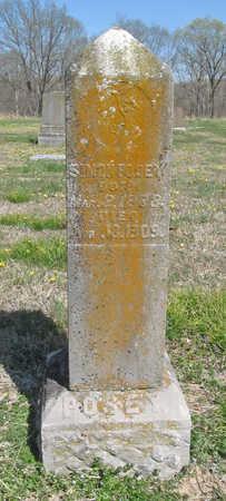 POSEY, SIMON - Benton County, Arkansas | SIMON POSEY - Arkansas Gravestone Photos